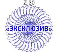 Защитная сетка для печати образец Z-30