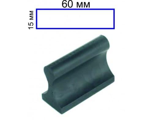 Штамп на ручной оснастке 15*60 (цена с учетом изготовления)